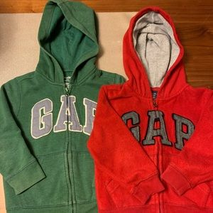 Boy's GAP Playtime Favorites Hoodies